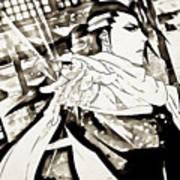 Bleach Art Print