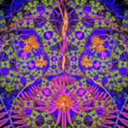 Abstract Graphics Art Print