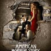American Horror Story 2011 Art Print