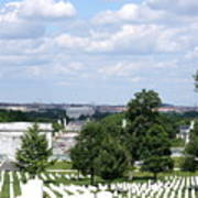 Arlington Cemetery Art Print