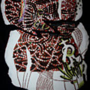 Bikira Maria Art Print