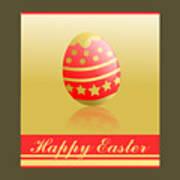Easter. Art Print