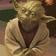 Episode 2 Star Wars Poster Art Print