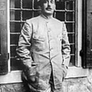 Giacomo Puccini, Italian Composer Art Print