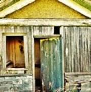One Country Farmhouse Art Print
