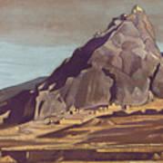 Sanctuaries And Citadels Art Print