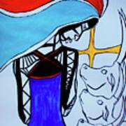 South Sudan - Peace Reborn Art Print