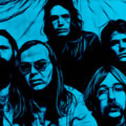 Steely Dan Collection Art Print
