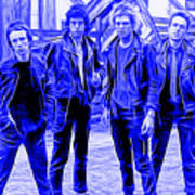 The Clash Collection Art Print