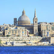 Valletta - Malta Art Print