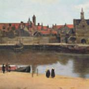 View Of Delft Art Print