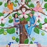 50th Birthday Gift For Female Boss Poster