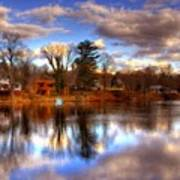 Landscape R Us Art Print