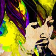 Eric Clapton Collection Art Print