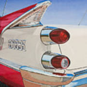 59 Dodge Royal Lancer Art Print