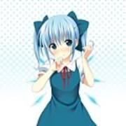59756 Touhou Art Print