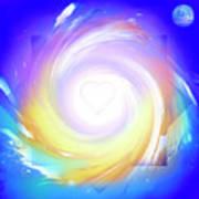 5d Activation Portal Art Print