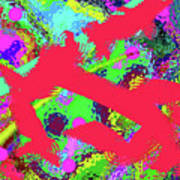 6-17-2015gabcdef Art Print