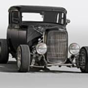 1932 Ford Tudor Sedan Art Print