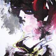 Abstract Figure Art Art Print