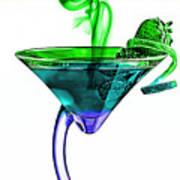 Cocktails Collection Art Print