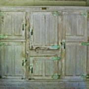 6 Doors Art Print