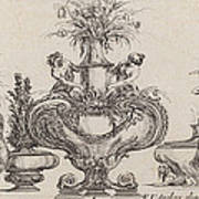 Fantastic Vases Art Print