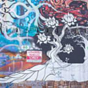 Freak Alley Boise Art Print