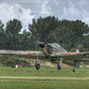 Mark 1 Hawker Hurricane Art Print