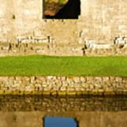 Nunney Castle Art Print