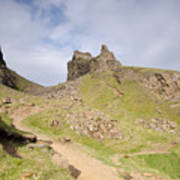 The Quiraing Art Print