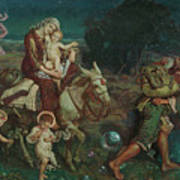 The Triumph Of The Innocents Art Print