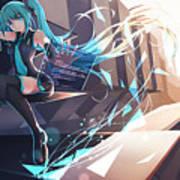 Vocaloid Art Print