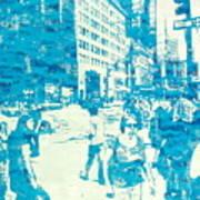 665 Fifth Avenue New York City Art Print