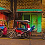 6x1 Philippines Number 48 Panorama Art Print