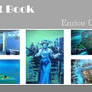 Art Book Art Print