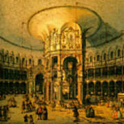 Canaletto Art Print