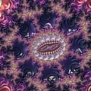 Fractal, Pattern, Kaleidoscope, Art Art Print