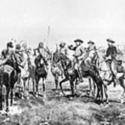 George Custer (1839-1876) Art Print