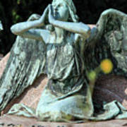 Monumental Cemetery Of Staglieno Art Print
