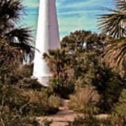 St Marks Lighthouse Art Print