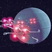 Star Wars Episode 1 Art Art Print