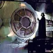 Star Wars Episode 5 Poster Art Print