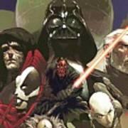 Star Wars For Poster Art Print