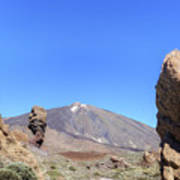 Tenerife - Mount Teide Art Print