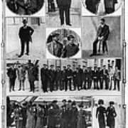 Titanic: Survivors, 1912 Art Print