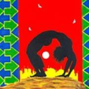 Uhuru Series Art Print