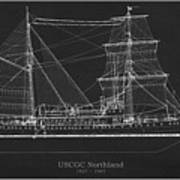 U.s. Coast Guard Cutter Northland Art Print