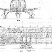 747 Art Print