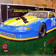76 Roger Crane Art Print